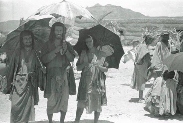 رد: *120 صورة لـ 120 عاماً من تاريخ المملكة العربية السعودية*